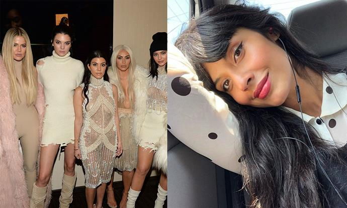 "**Jameela Jamil and the Kardashian/Jenners** <br><br> Of all of the Kardashian/Jenner family's detractors, actress and activist Jameela Jamil has been one of the most vocal. While Jamil isn't solely a blogger, she runs a successful website, *[I Weigh](https://www.iweighcommunity.com/|target=""_blank""