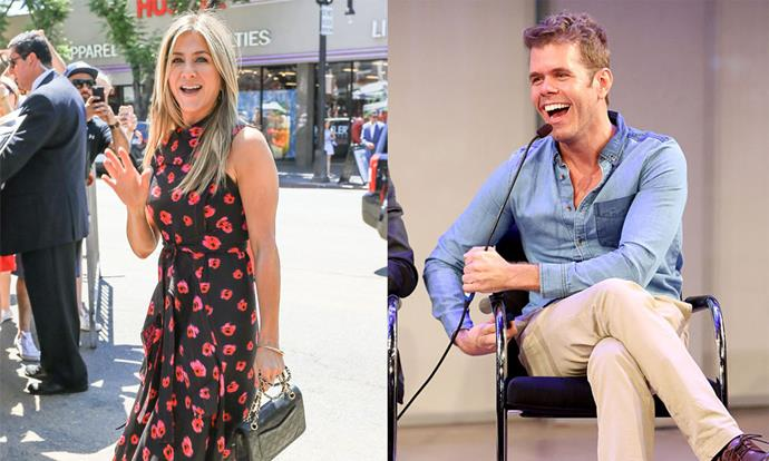 "**Jennifer Aniston and Perez Hilton** <br><br> Unlike [Jennifer Lawrence](https://www.elle.com.au/celebrity/jennifer-lawrence-wedding-details-20677|target=""_blank""), Aniston accidentally came face to face with Perez Hilton in LA, and decided to confront him. <br><br> Talking to Ellen DeGeneres in 2011, the *Friends* actress recounted a time she ran into Hilton at a petrol station, saying: ""I ran into Perez Hilton in a garage. One of those moments you just never expect to happen. <br><br> ""I just rolled down the window and I was like, 'Hi'. And he went, 'Hi'. We stood there like two deer in headlights. And I just said, 'Come here. Just talk to me for a second.' It was one of those great moments. It was a lovely meeting and I was just like, 'Why are you so mean?'"" <br><br> Aniston even went as far as to say the chance meeting was ""nice""."
