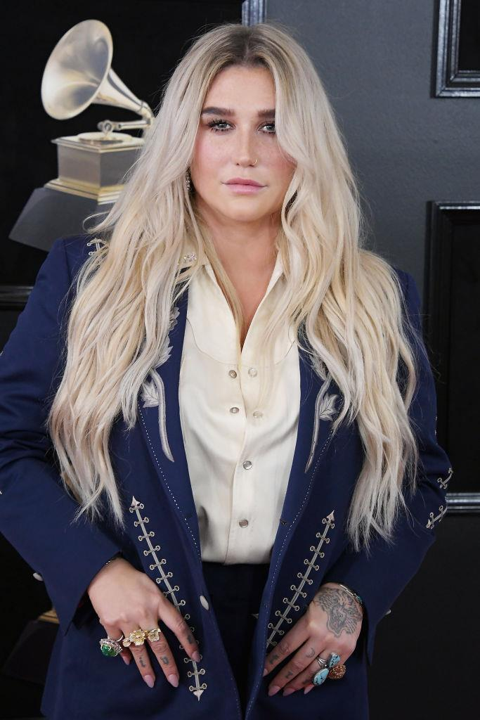 """**Kesha**<br><br>  Although she hasn't explicitly referred to herself as pansexual, Kesha's view on relationships and sexuality falls very much in line with the definition of the orientation.<br><br>  """"I love people. It's not about a gender. It's just about the spirit that exudes from that other person you're with,"""" she told *[Seventeen](https://www.seventeen.com/celebrity/music/g236/kesha-pictures-quotes/#slide-2
