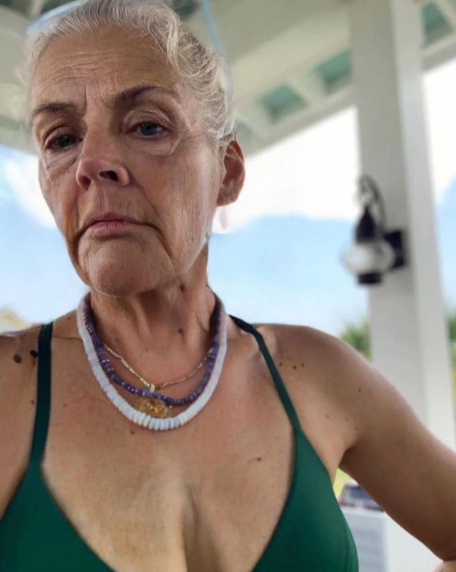 Busy Philipps plans to still wear a bikini when she's 80.