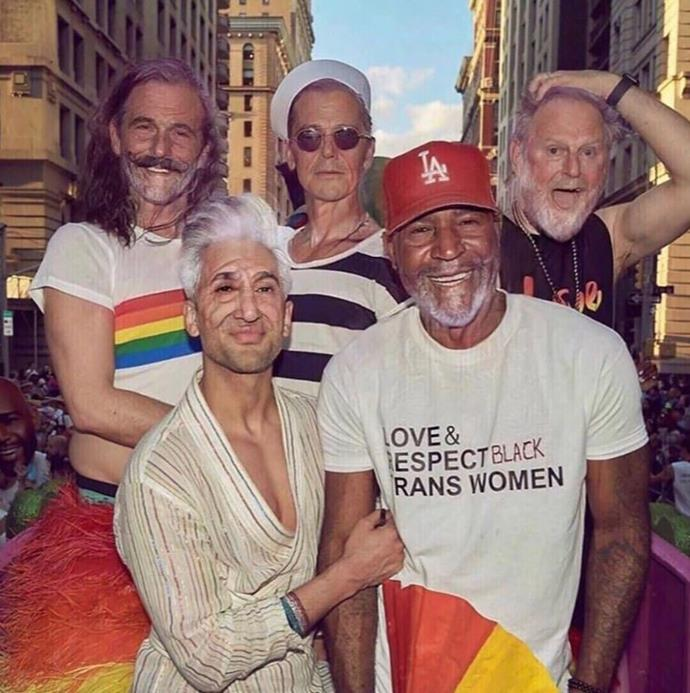 The *Queer Eye* cast still look fabulous.