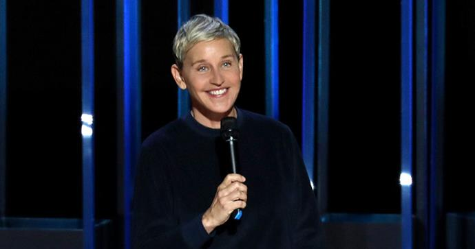***Relatable*** **by Ellen DeGeneres**<br><br>  The beloved talk show host and comedian's first special since 2003, *Relatable* covers DeGeneres' rise in celebrity and all the heartfelt and hilarious lessons she's learned along the way.