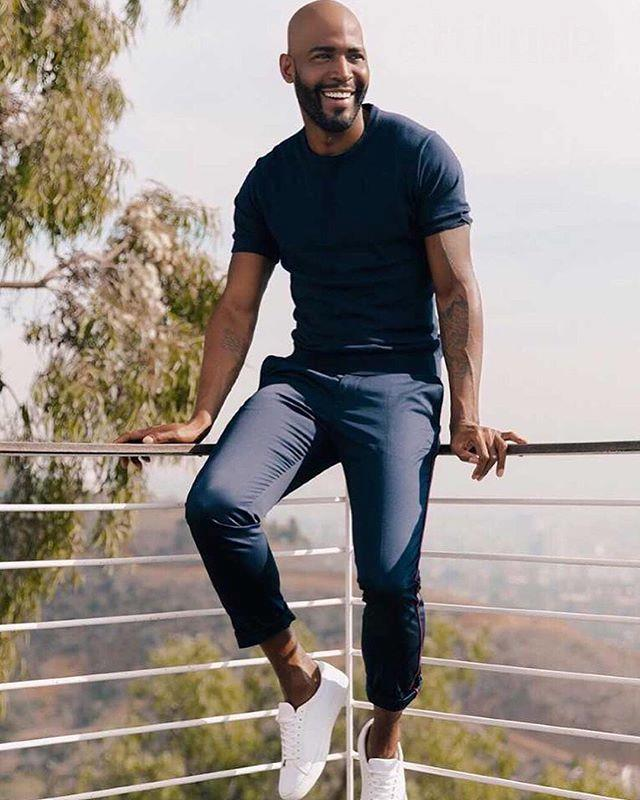 """**Karamo Brown: US $3 million** <br><br> Despite finding widespread fame on *Queer Eye*, the show is actually Brown's second time at the reality TV rodeo. The 38-year-old appeared on [MTV](https://www.elle.com.au/celebrity/the-hills-reunion-2019-18332 target=""""_blank"""")'s short-lived reality show *The Real World: Philadelphia* in 2004, and since then, has become a popular TV host and self-help figure. <br><br> He also published a memoir, *Karamo: My Story of Embracing Purpose, Healing, and Hope*, in 2019, and has two children from a previous relationship. <br><br> *Image: Instagram @karamo*"""