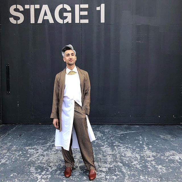 **Tan France: US $3 million** <br><br> Before *Queer Eye*, Tan France was an entrepreneur with his very own styling company, and one of the most fashionable British expats we could think of. <br><br> Nowadays, he's rubbing shoulders with fashion's who's-who, and giving makeovers to celebrities as well as the everyday men and women who appear on *Queer Eye*. He's also become known for his experimental style—some of which appears to have rubbed off on his co-star Antoni Porowski. <br><br> *Image: Instagram @tanfrance*