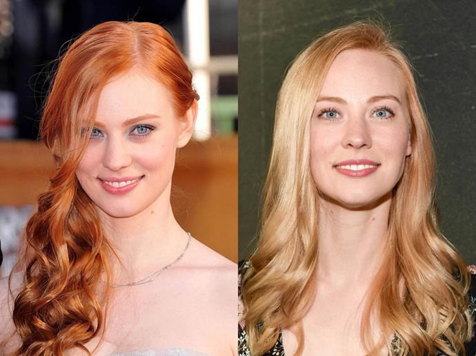 "**Deborah Ann Woll**<br><br>  Naturally blonde *True Blood* star Deborah Ann Woll [credited](https://www.popsugar.com/beauty/How-Get-Jessica-From-True-Blood-Hair-Color-9530023|target=""_blank""