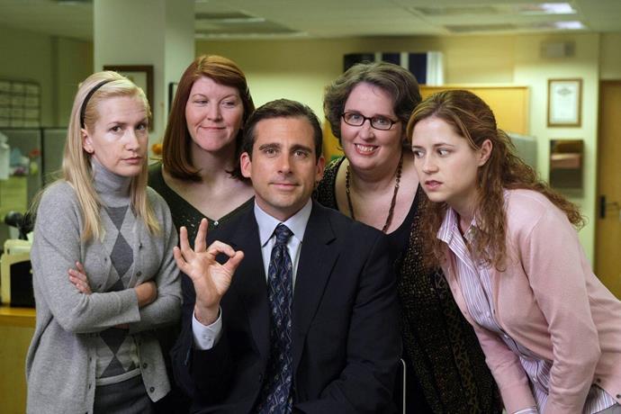 **9. *The Office* (not on Netflix Australia)**