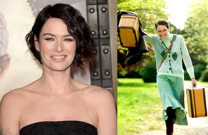 **Lena Headey in *St. Trinian's*** <br><br> Before she was the fearsome queen of the Seven Kingdoms, Cersei Lannister, in *Game of Thrones*, Headey was a long-suffering English teacher in this 2007 British comedy about an out-of-control girls' school.
