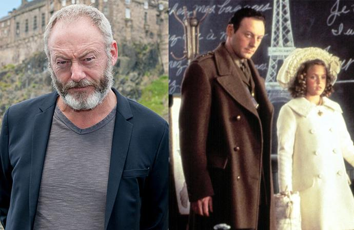 **Liam Cunningham in *A Little Princess*** <br><br> You probably thought the first time you ever laid eyes on Cunningham was as Ser Davos Seaworth in *Game of Thrones*, but in actual fact, you likely spotted him in the 1995 film *A Little Princess*. He starred as Captain Crewe, the beloved father of lead character Sara, who sends his daughter off to boarding school while he goes to fight in the Boer War.