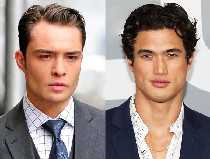 "**Charles Melton as Chuck Bass 2.0.** <br><br> If you don't think Charles Melton was born to play Chuck Bass 2.0, this conversation is over. We have nothing further to add. <br><br> [@melton](https://www.instagram.com/melton|target=""_blank"")"