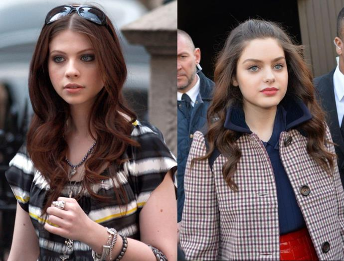"**Odeya Rush as Georgina 2.0** <br><br> Uncanny resemblance aside, Odeya Rush is a Calabasas High School alumni—a known hub for children of celebrities and the uber-wealthy—which makes us think she'll have plenty of material to draw inspiration from in her role of Georgina 2.0. <br><br> [@odeyarush](https://www.instagram.com/odeyarush|target=""_blank"")"