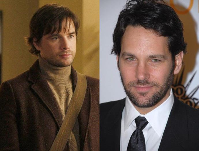 **Paul Rudd as Rufus Humphrey 2.0** <br><br> It's a rite of passage—If you played a heartthrob in the 80s or 90s, you're going to play the hot dad in 2020 (see: *Riverdale*). Thus, it only makes sense that Paul Rudd gets the same treatment. The only issue we may encounter is the fact he doesn't seem to age.