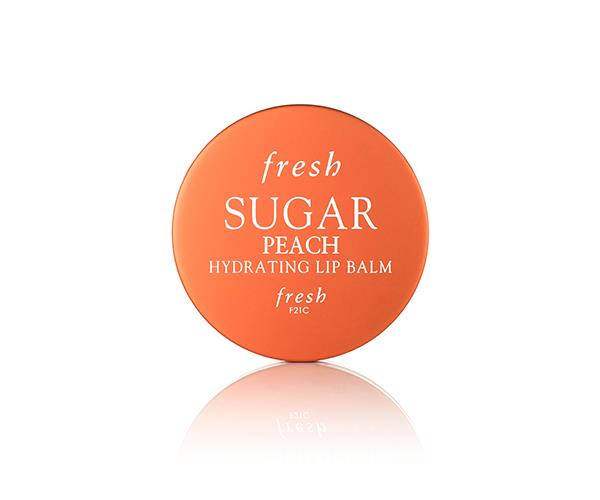 "**Lip Balm by Fresh, $24 at [Sephora](https://www.sephora.com.au/products/fresh-sugar-lip-peach-hydrating-balm/v/default?q=peach|target=""_blank""
