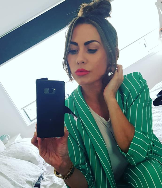 "**Georgie Powell** <br><br> A 32-year-old cosmetic nurse and mum from Queensland. <br><br> *Instagram: [@georginajpowell](https://www.instagram.com/georginajpowell/?hl=en|target=""_blank""