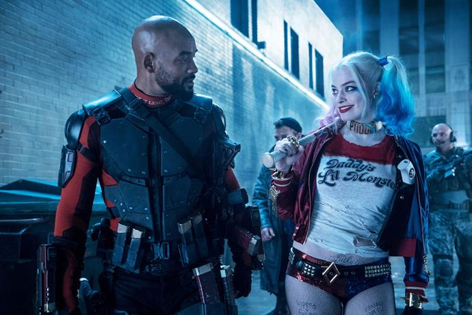 **Suicide Squad (15/08/2019)** <br> A secret government agency recruits some of the most dangerous incarcerated super-villains to form a defensive task force. Their first mission: save the world from the apocalypse.