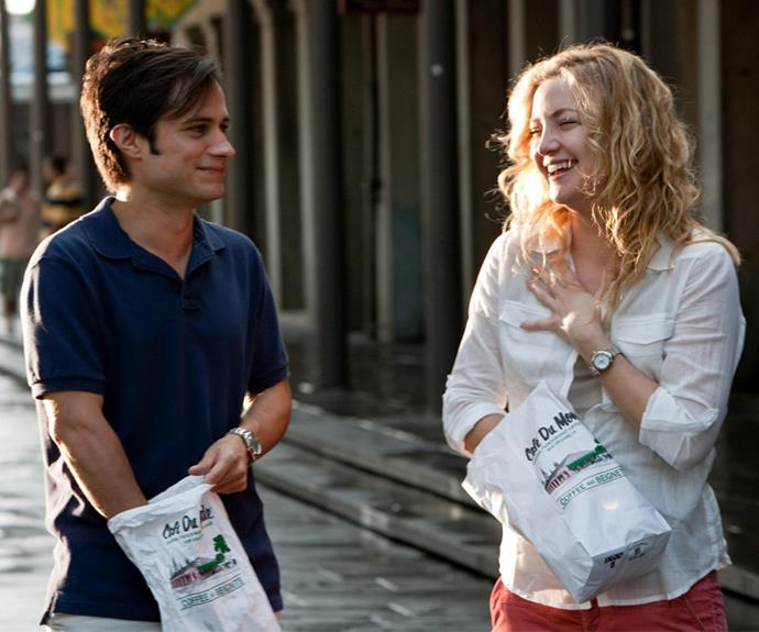 ***A Little Bit Of Heaven*:** Free-spirited Marley (Kate Hudson) is enjoying living life on her own terms—fun-loving and non-committal. But when she learns she has a terminal illness, everything changes. And despite her determination to remain a free spirit until the very end, she finds herself falling for her handsome doctor (Gael García Bernal).