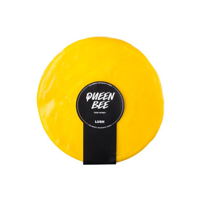 """Cinnamon, honey, almond oil—can you resist such a delicious sounding hair balm? Smooth this balm over your hair for when you need a bit of moisture. <br><br>  **Lush Queen Bee Hair Honey, $19.50 from [Lush](https://au.lush.com/products/hair/queen-bee