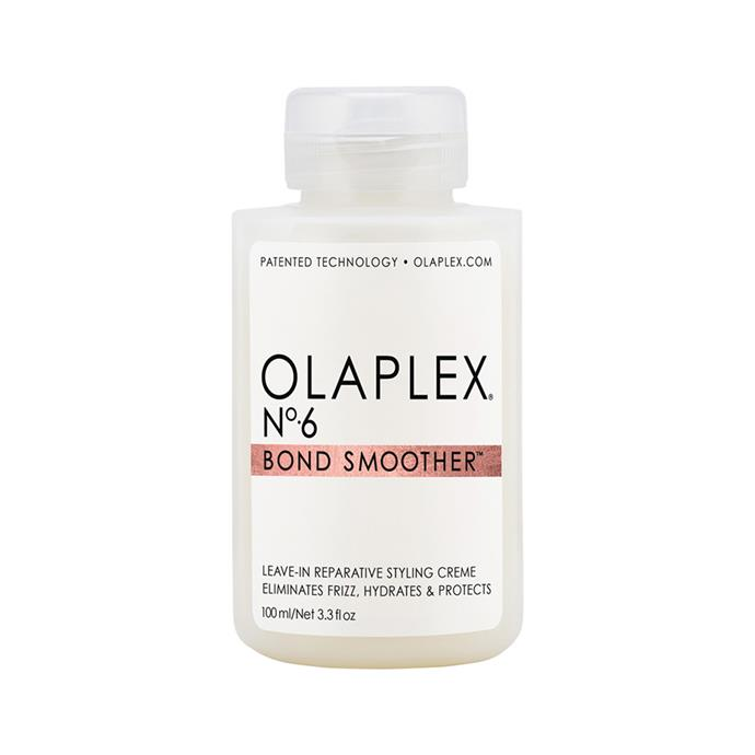"""Olaplex make super effective hair repair creams. If you have over-processed hair, look to getting some Bond Smoother into your life. <br><br>  **Olaplex No. 6 Bond Smoother, $49.95 from [Olaplex](https://consumer.olaplex.com.au/olaplex-no-6-bond-smoother.html