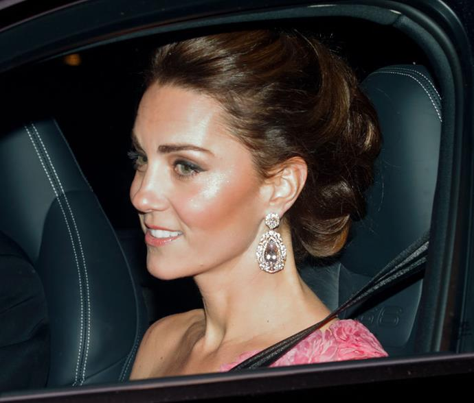 **Kate Middleton, the Duchess of Cambridge** <br><br> The new generation of royals are respected for their non-diva like ways, and Duchess Kate Middleton is a prime example of that. <br><br> In fact, the Duchess of Cambridge even did her own beauty look for her wedding day in 2011, which was watched by billions across the world. <br><br> *Image: Getty*
