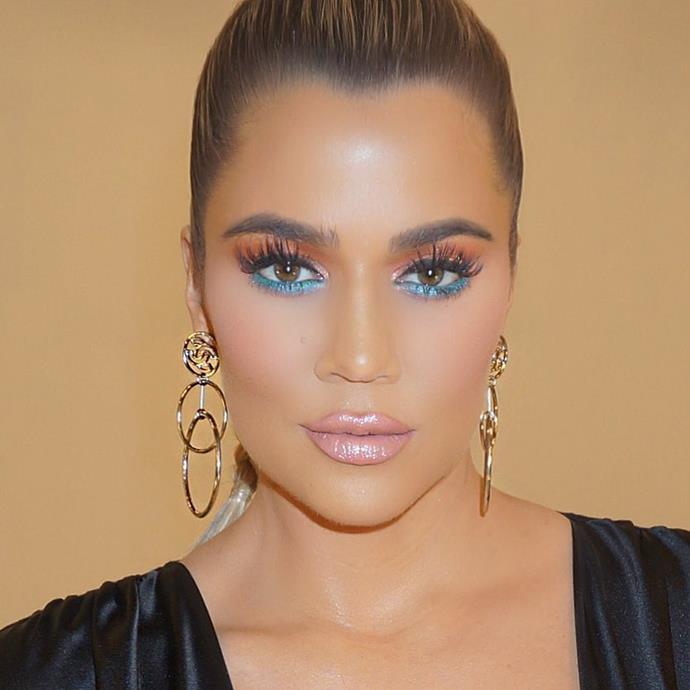 "**Khloé Kardashian**<br><br>  *Image via [@styledbyhrush](https://www.instagram.com/p/BR6gmOEguhw/|target=""_blank""|rel=""nofollow"")*"