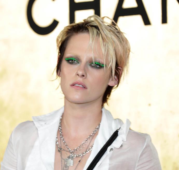 **Kristen Stewart**<br><br>  *Image via Getty*