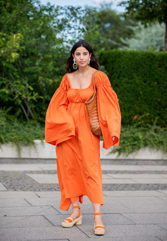 **Embrace colour** <br><br> Following in the footsteps of Copenhagen's It-girls, opting for boldly-coloured ensembles is definitely an energy worth channelling this summer.