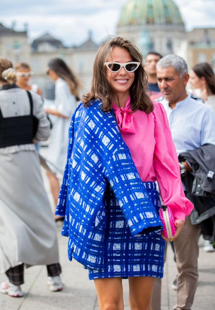 "**Lean into volume** <br><br> [Thérèse Hellström](https://www.instagram.com/tesshell/|target=""_blank""