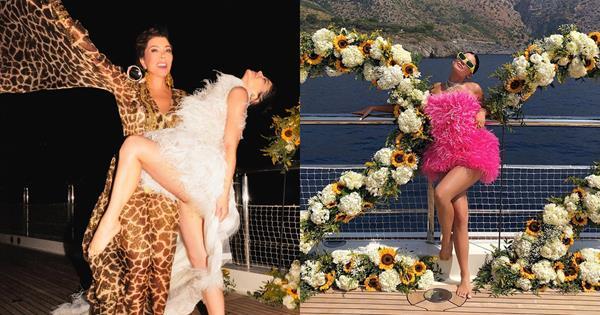 Kylie Jenner's 22nd Birthday Party Photos | ELLE Australia