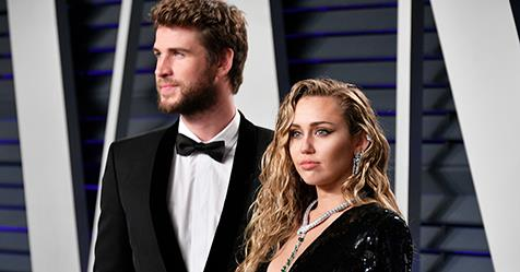The Alleged Reason Why Miley Cyrus Initiated Her Separation From Liam Hemsworth | ELLE Australia