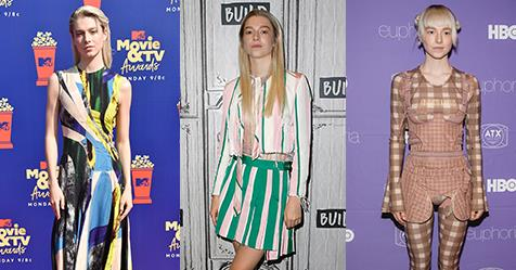 10 Hunter Schafer Red Carpet Looks To Fall In Love With | ELLE Australia