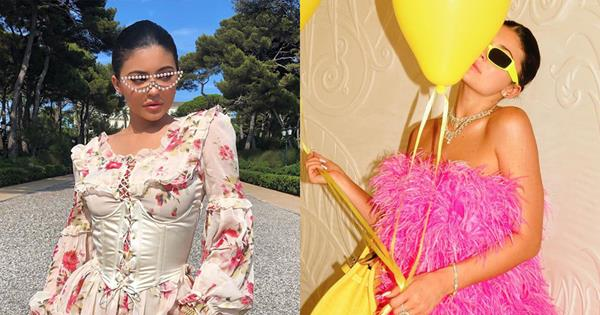 Kylie Jenner's Europe Birthday Outfits Feature Gucci, Dior & Hermes | ELLE Australia
