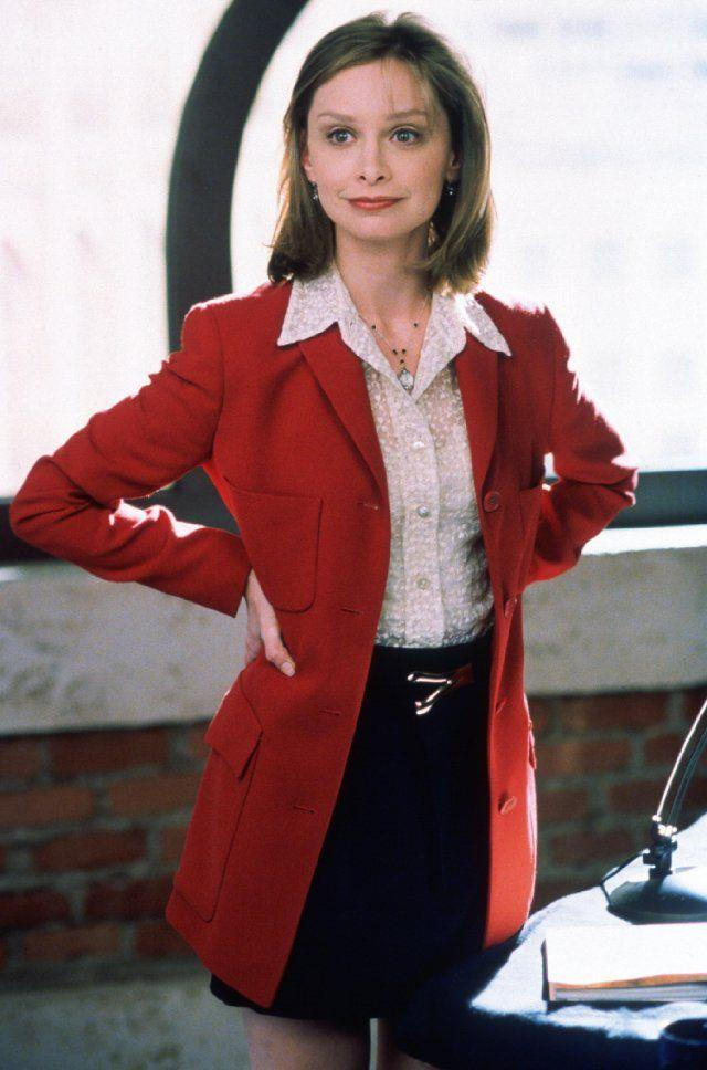 **Ally McBeal from** ***Ally McBeal***<br><br>  **Lesson:** Suiting with a twist<br><br>  One of the biggest proponents of the miniskirt suit, corporate litigator Ally McBeal always managed to make dressing for work look equal parts professional and playful. If there's one thing we can take away from her look, it's to not be afraid to have a little fun with our office style from time to time (especially when it comes to hemlines).