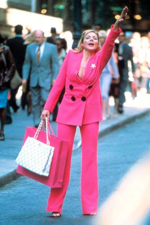 **Samantha Jones from** ***Sex and the City***<br><br>  **Lesson:** Dressing with confidence<br><br>