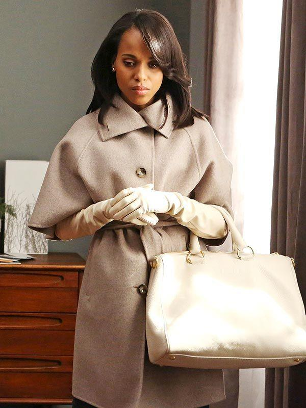 **Olivia Pope from** ***Scandal***<br><br>  **Lesson:** The power of neutrals<br><br>