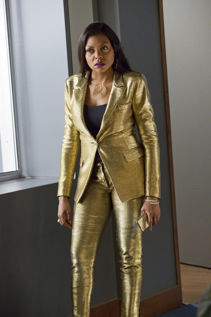 **Cookie Lyon from** ***Empire***<br><br>  **Lesson:** Go big or go home<br><br>