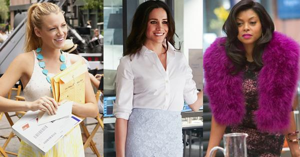 8 TV Characters For Work Wardrobe Inspiration | ELLE Australia