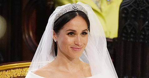 Meghan Markle Planned Her Wedding Makeup On Pinterest | ELLE Australia