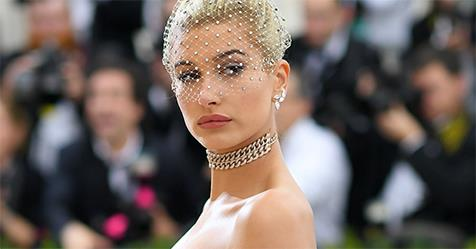 Did Hailey Bieber Just Get A Neck Tattoo? | ELLE Australia