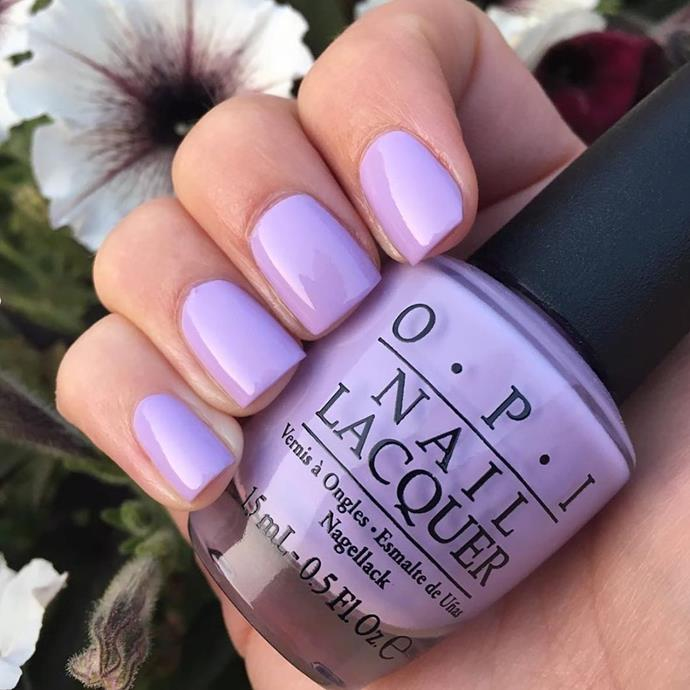 """**Libra:** ***Lavender Fields***<br><br>  Libras should look to plush shades of lavender, one of their [core zodiac colours](https://www.color-meanings.com/zodiac-colors-and-their-meanings/