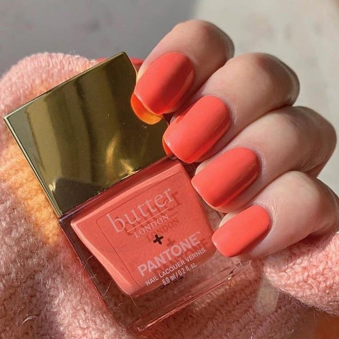 """**Gemini:** ***Living Coral***<br><br>  Impulsive Gemini is anything but boring, and that's why 'Living Coral', which was actually named [2019's Pantone Colour of The Year](https://www.elle.com.au/culture/design-trends-2019-19472