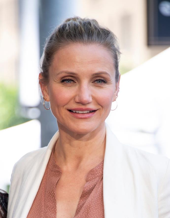 "**Cameron Diaz**<br><br>  Like Paltrow, Cameron Diaz also spoke about trying Botox in the past, before eventually deciding she wouldn't pursue it again.<br><br>  ""I've tried [Botox] before, where it was like [a] little tiny touch of something,"" Diaz told [*Entertainment Tonight*](https://www.etonline.com/movies/142247_ET_FIRST_Cameron_Diaz_Regrets_Botox