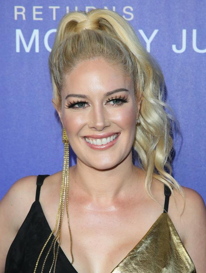 "**Heidi Montag**<br><br>  After undergoing a shocking 10 plastic surgery procedures in one day in 2010, *The Hills* star underwent a breast reduction to take her size F breasts down to a size D.<br><br>  ""I would never do it again and I never recommend it for anyone… I kind of wanted a few enhancements and then it got out of hand,"" she told [*Access Hollywood*](https://www.today.com/news/heidi-montag-her-extreme-plastic-surgery-i-would-never-do-1C6553133