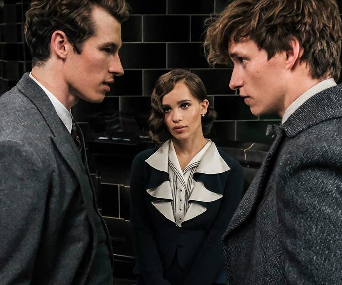 **Fantastic Beasts: The Crimes of Grindelwald (13/09/2019)** <br><br> The second instalment of the *Fantastic Beasts* series featuring the adventures of Magizoologist Newt Scamander.