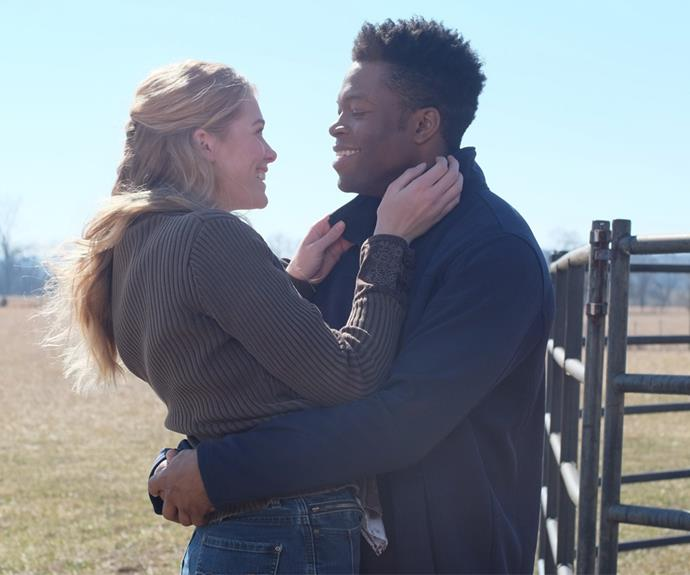 **The World We Make (04/09/2019)** <br><br> 18-year-old Lee (a spirited equestrian) and Jordan (an academic and football standout) are at the threshold of building a life together. But their character is tested when racial bias surfaces in their otherwise progressive small town.