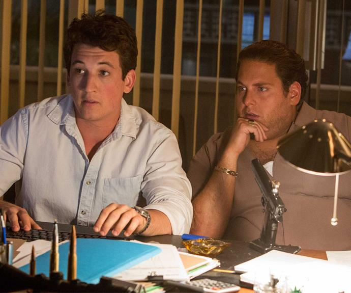 **War Dogs (15/09/2019)** <br><br> Loosely based on the true story of two young men, David Packouz and Efraim Diveroli, who won a three hundred million dollar contract from the Pentagon to arm America's allies in Afghanistan.