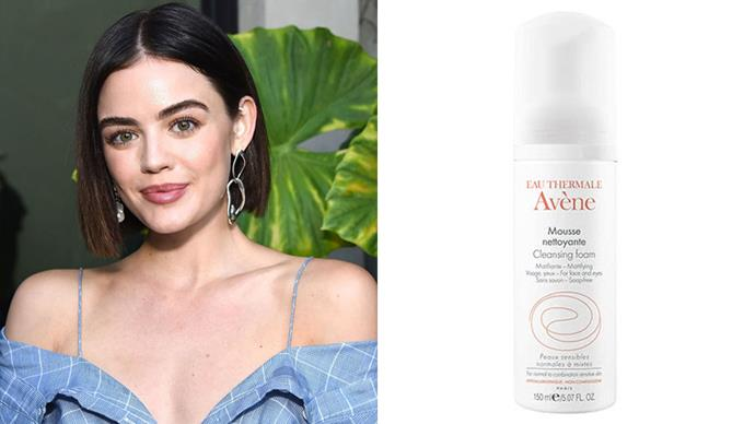 "**Lucy Hale**<br><br>  The *Pretty Little Liars* actress' [top pick](https://www.byrdie.com/lucy-hale-winter-beauty-routine|target=""_blank""