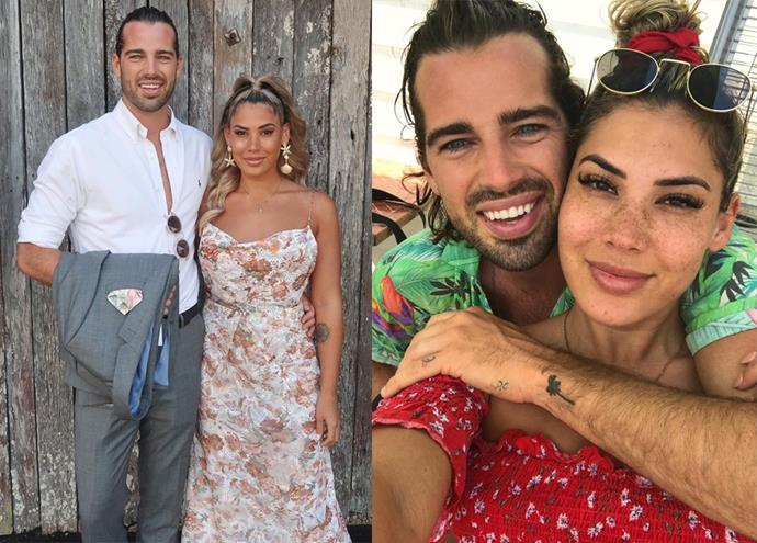 "**DATING:** [Noni Janur and Samuel Johnston](https://www.elle.com.au/celebrity/bachelor-noni-janur-samuel-johnston-20341|target=""_blank"") from *The Bachelorette* Season 2 and *The Bachelor* Season 4 <br><br> While they didn't exactly meet on the show, former *Bachelor* and *Bachelorette* contestants Samuel Johnston, from Georgia Love's season, and Noni Janur, from Richie Strahan's season, met each other through the franchise and have been together for over two years.  <br><br> Given Johnston moved to Los Angeles shortly after they got together, the two have spent most of their relationship doing long-distance, but appear to be as loved-up as ever."