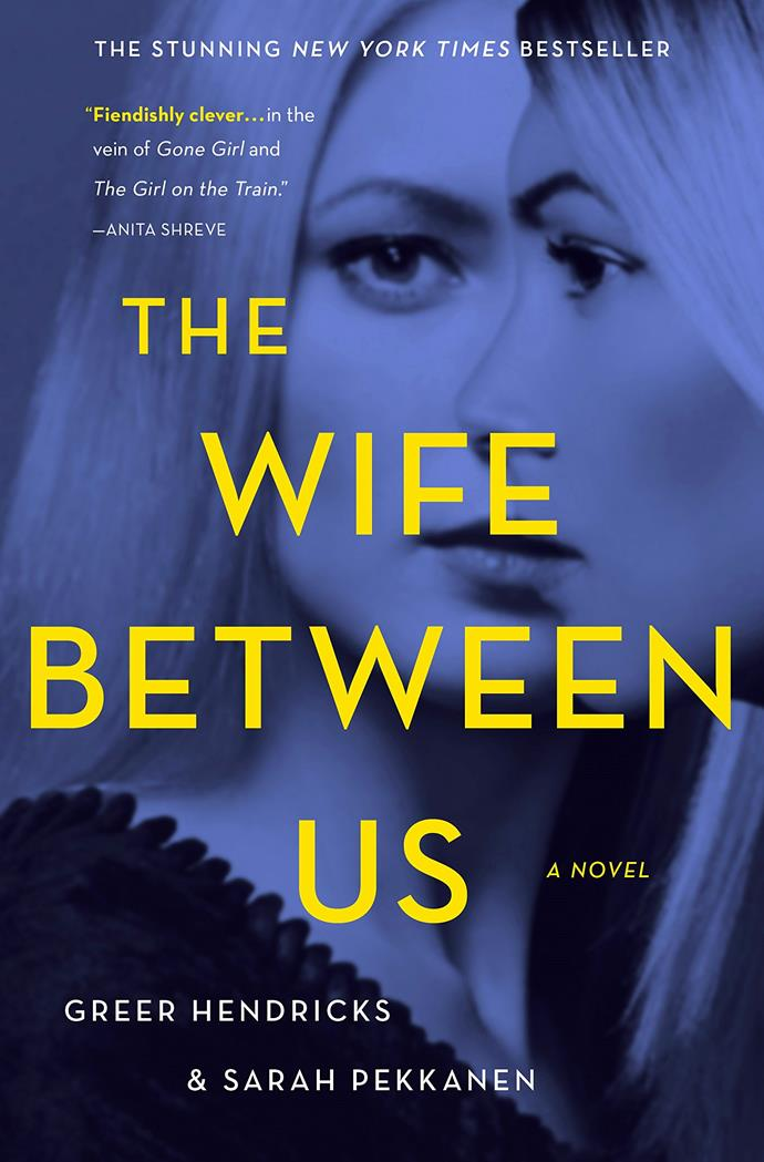 """***The Wife Between Us* by Greer Hendricks and Sarah Pekkanen** <br><br> In the same vein as other hits like *Gone Girl* and *The Girl On The Train*, this *New York Times* bestseller is a fast-paced thriller about how perception can be a fickle beast. It centres on two women: Vanessa, a jealous ex-wife lamenting her husband's marriage to the woman he left her for, and Nellie, who, by all accounts, seems to be """"the other woman"""" in the story. But all is not what it seems, and the book's pacey plot will have you guessing until the very end.  <br><br> Buy it [here](https://www.dymocks.com.au/book/the-wife-between-us-by-greer-hendricks-and-sarah-pekkanen-9781509842834