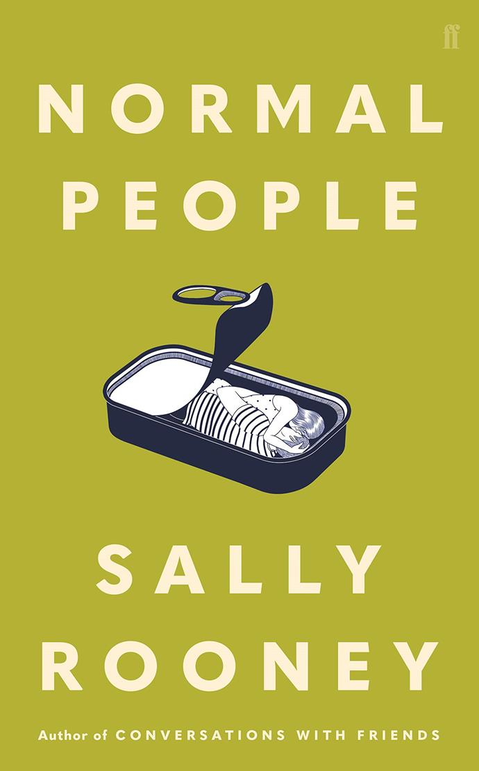 """***Normal People* by Sally Rooney** <br><br> This critically acclaimed novel has earned plenty of praise (and a [television adaptation](https://www.elle.com.au/culture/normal-people-cast-20615