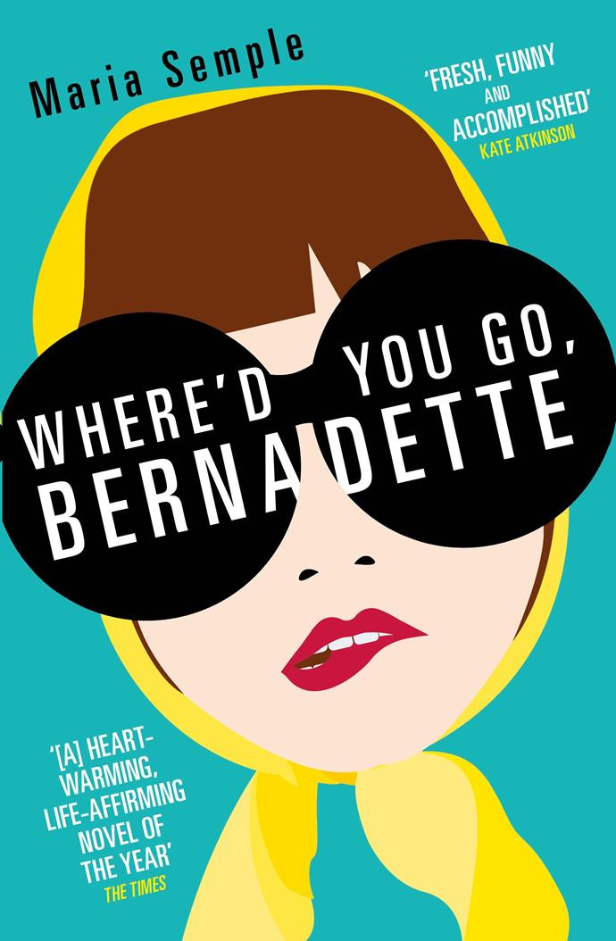 """***Where'd You Go, Bernadette* by Maria Semple** <br><br> With a movie version starring Cate Blanchett slated for Australian release in October 2019, this quirky, hilarious mystery novel already has proven mass appeal. The book tells the tale of the enigmatic Bernadette Fox and is narrated from the perspective of her 15-year-old daughter, Bee. Throughout the course of the book, Bee investigates her mother's sudden and unexpected disappearance, sorting through emails, articles and faxes to ascertain Bernadette's whereabouts. In doing so, Bee discovers more and more about her mother's fascinating secret past. <br><br> *Buy it [here](https://www.dymocks.com.au/book/whered-you-go-and-bernadette-by-maria-semple-9781474601603