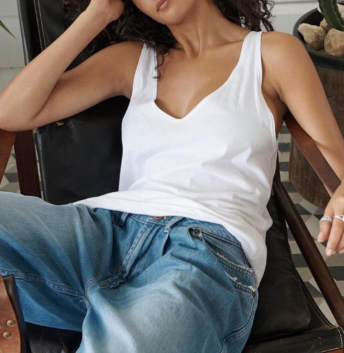 """**One Teaspoon** <br><br> *Good for:* Ripped skinnies and laid-back boyfriend jeans in faded washes. <br><br> Shop [here](https://www.oneteaspoon.com.au/?pageid=1593